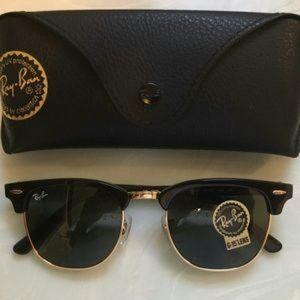 Rayban Clubmaster Sunglasses Rayban Ray Ban